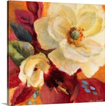 Billowing Blooms II