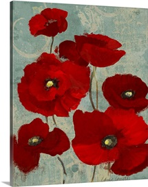 Kindle&amp;#39;s Poppies I