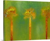 Three Palms II