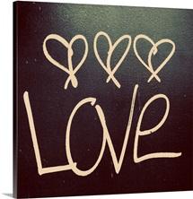 Triple Love and Hope I