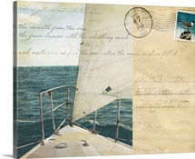 Voyage Postcard I