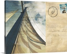 Voyage Postcard II