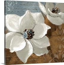 White Magnolias I