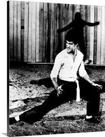 Bruce Lee (1940-1973), martial artist and actor