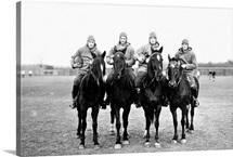 Football: Four Horsemen