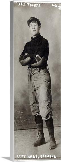 Jim Thorpe (1888-1953)