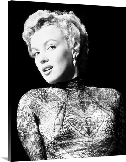 marilyn monroe 1926 1962 photo canvas print great big canvas. Black Bedroom Furniture Sets. Home Design Ideas
