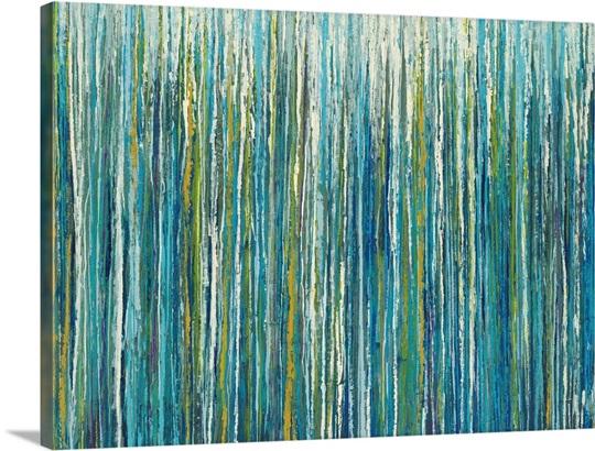 Greencicles Photo Canvas Print Great Big Canvas