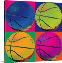 Ball Four-Basketball