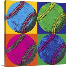 Balll Four-Baseball