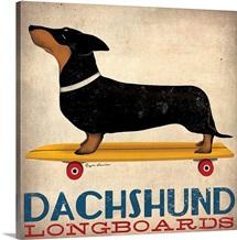 Dachshund Longboards