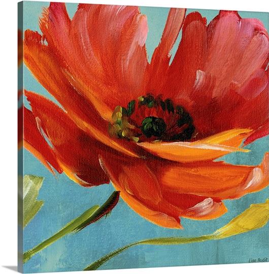 Flamboyant Ii Photo Canvas Print Great Big Canvas