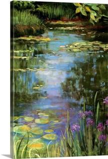 Garden Pond I