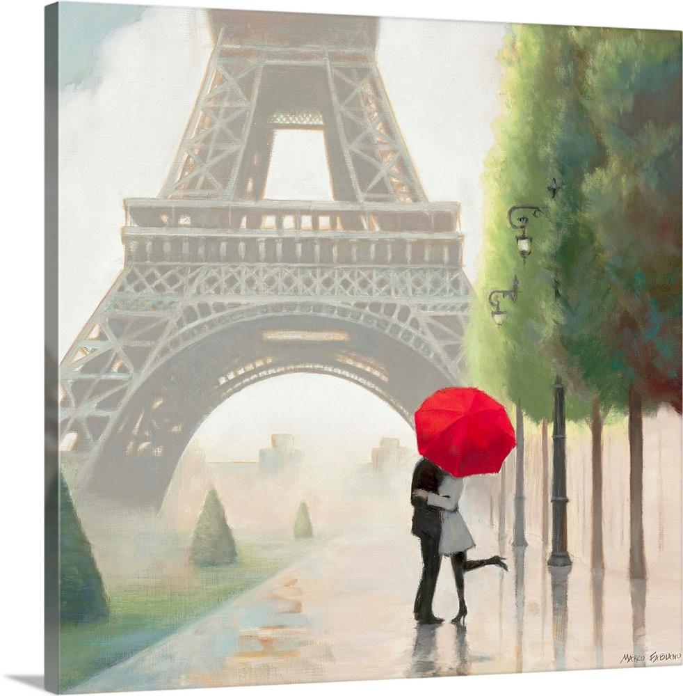 Kiss Wall Art & Canvas Prints | Kiss Panoramic Photos ...