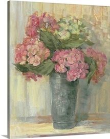 Pink Hydrangea