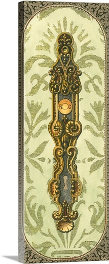Elegant Escutcheon II