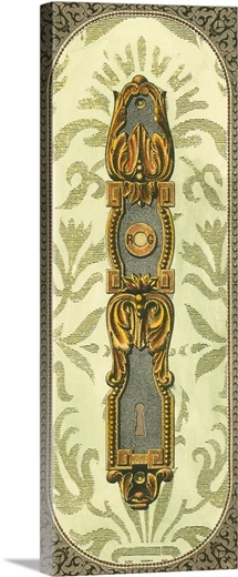 Elegant Escutcheon IV