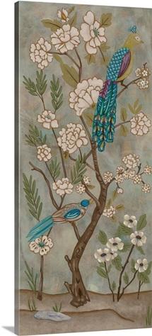 Gardenia Chinoiserie II