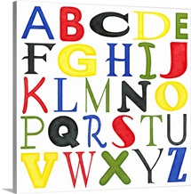 Kid&amp;#39;s Room Letters