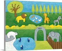 Storybook Zoo
