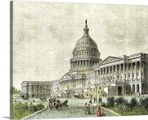 The Capitol -East Front