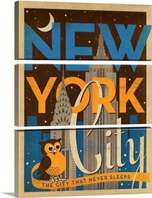 New York City: The City That Never Sleeps