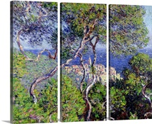 Bordighera, 1884 (oil on canvas)