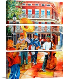 Jackson Square Brass Band