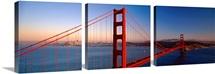 Golden Gate Bridge San Francisco CA
