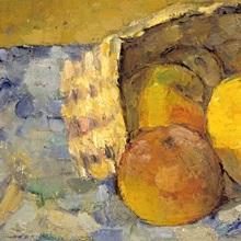 Overturned Basket of Fruit, c.1877