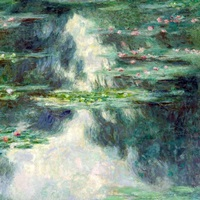 Pond with Water Lilies, 1907