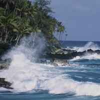 Hawaii Island, Hawaiian Islands, Polynesia