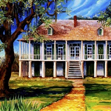 Old Louisiana Plantation