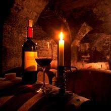 Italy, Trentino, Mezzolombardo, Foradori wine-cellar, Teroldego wine