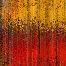 Think About What You're Thinking About. Psalm 119:15. Modern Abstract Fine Art