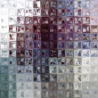 Tile Art no.7, 2015, Modern Mosaic Tile Art Painting