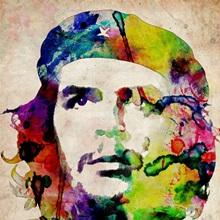 Che Guevara Urban Art