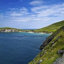 Slea Head drive on the Dingle Peninsula in County Kerry, Ireland