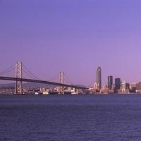 Bay Bridge, San Francisco Bay, San Francisco, California, 2010
