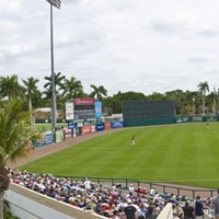 Boston Red Sox spring training stadium, City of Palms Park, Fort Myers, Florida