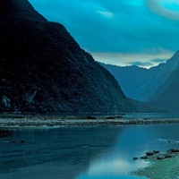 Milford South South Island New Zealand