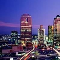 Night, Dallas, Texas