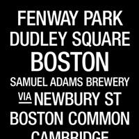 Bus Roll: Boston