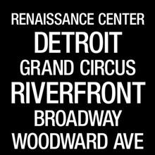 Bus Roll: Detroit