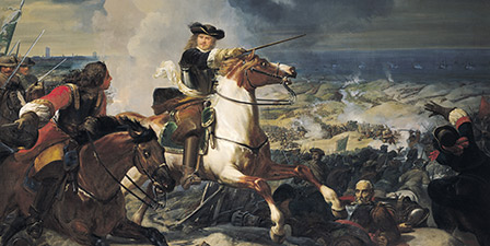 Battle of the Dunes, 14th June 1658, 1837