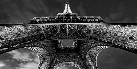 Eiffel Tower Great Big Canvas