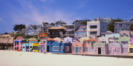 santa cruz beach houses house