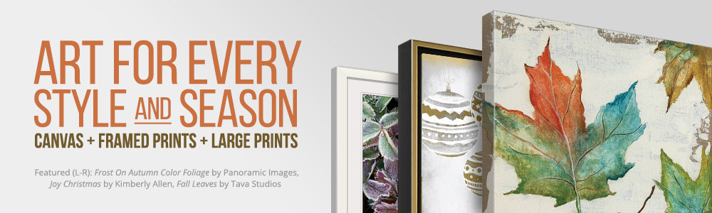 Art Prints For Every Style And Season   Canvas Prints, Framed Prints, Large  Art