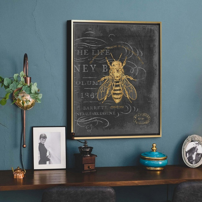 Vintage Inspired Art for Traditional Décor