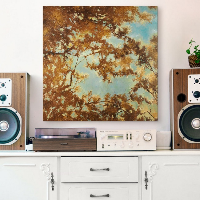 Nature Art for the Living Room